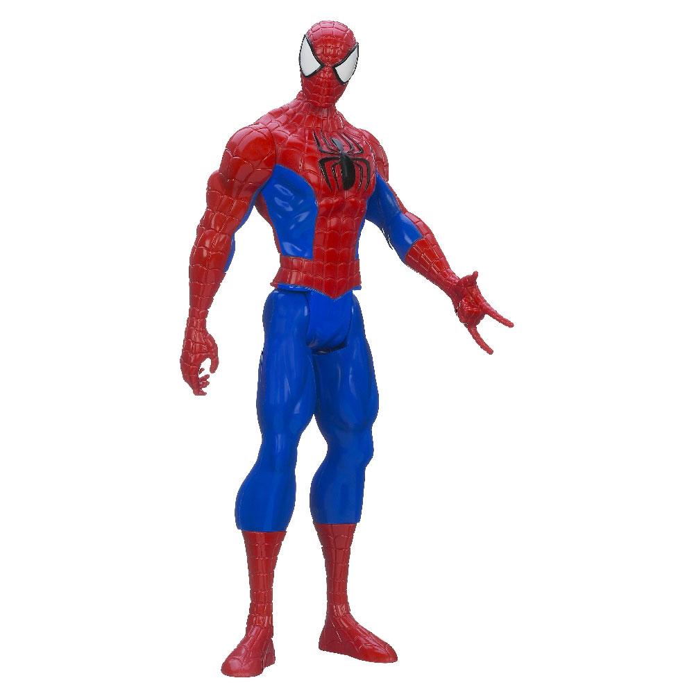 Figura de Spider-Man Titan Hero