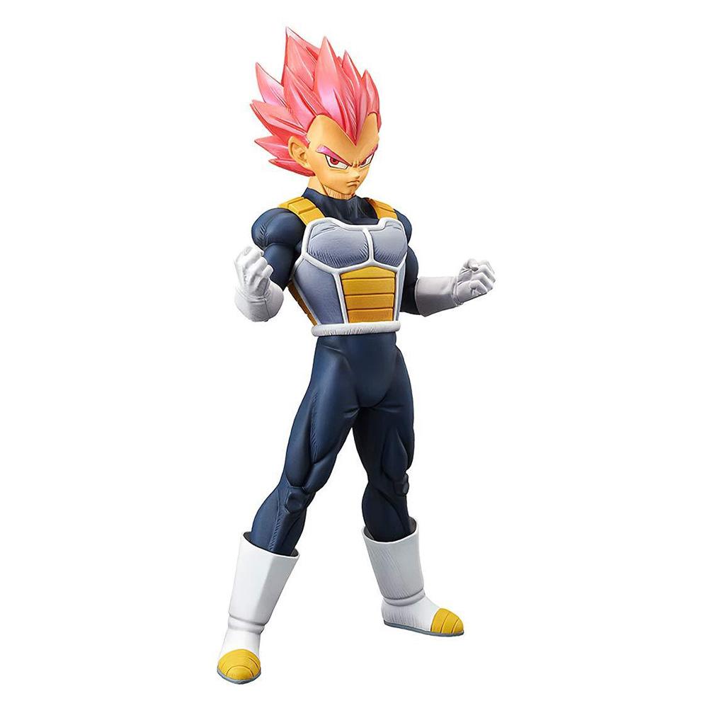Figura Super Saiyan God Vegeta de Banpresto