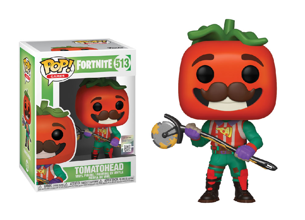 Figura de Tomatohead Fortnite Funko Pop