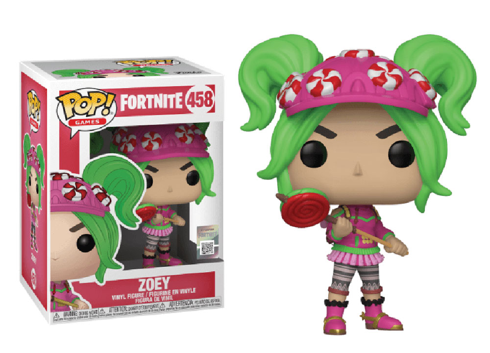 Figura de Zoey Fortnite Funko Pop