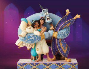 Figura de Aladdin Disney Traditions