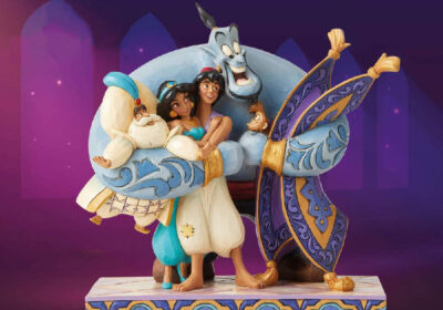Figuras de Aladdin Disney Traditions