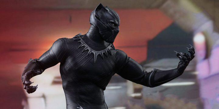 Figuras de Black Panther