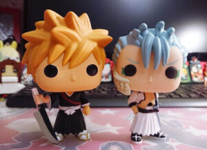 Figura de Bleach Funko Pop
