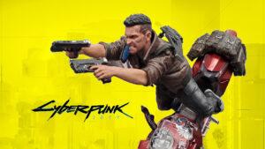Figura de Cyberpunk 2077