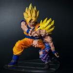 Figuras de Dragon Ball Dramatic Showcase