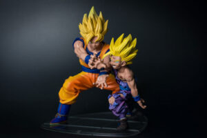 Figuras de Dragon Ball Dramatic Showcase