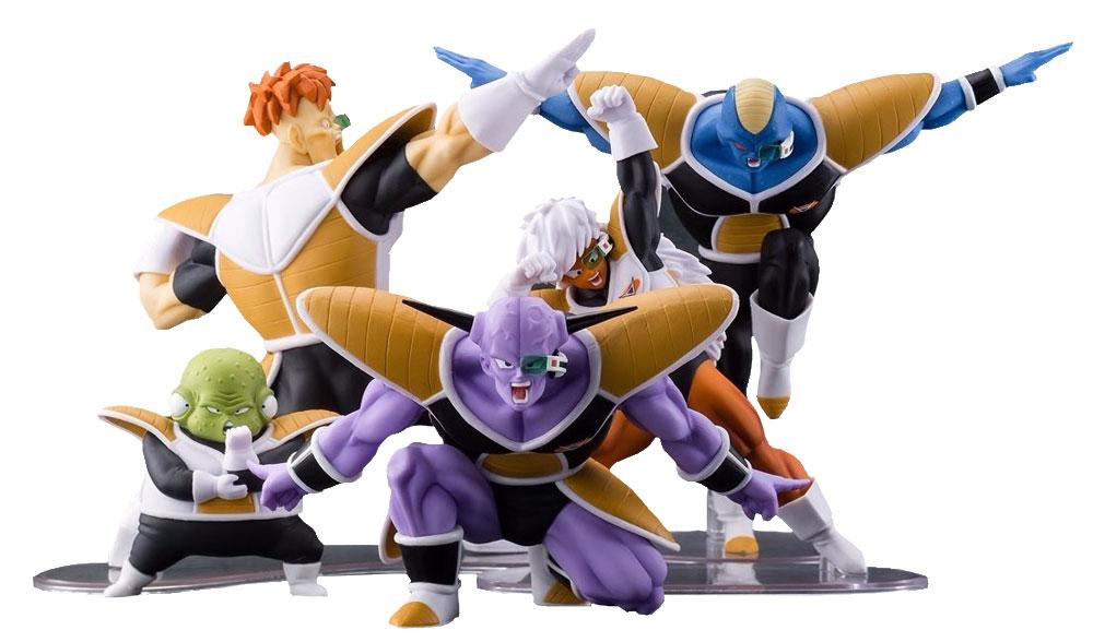 Figuras de Dragon Ball Dramatic Showcase - 2ª Temporada