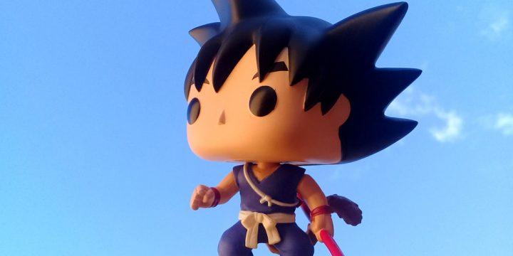 Figuras de Goku Funko Pop