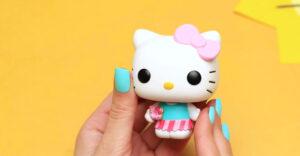 Figura Hello Kitty Funko Pop