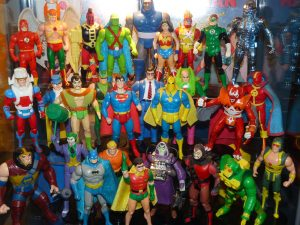 Figuras de Super Powers Super Amigos