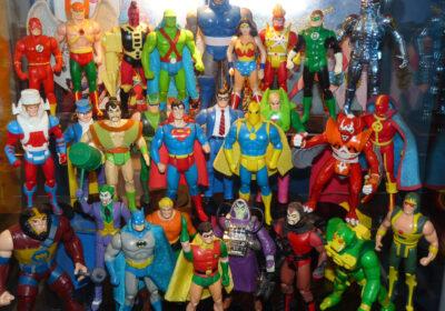 Figuras de Super Powers