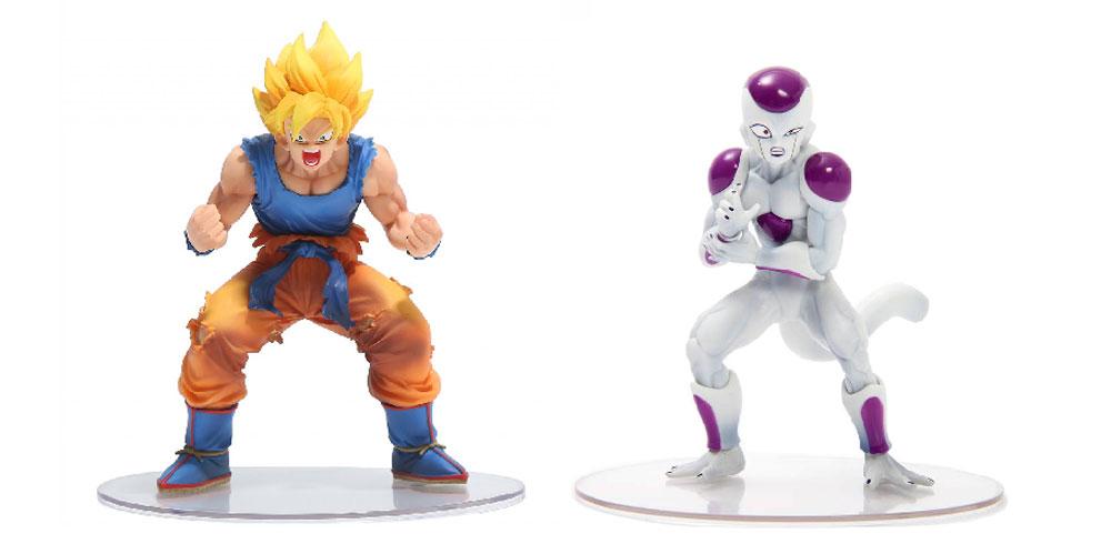 Figuras de Dragon Ball Dramatic Showcase - 3ª Temporada