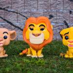 Figuras de El Rey León de Funko Pop