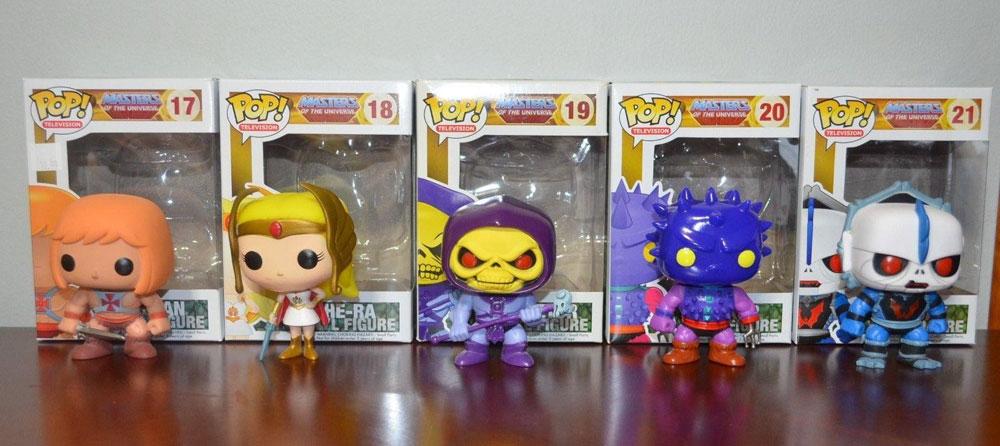 Figuras de He-Man de Funko Pop