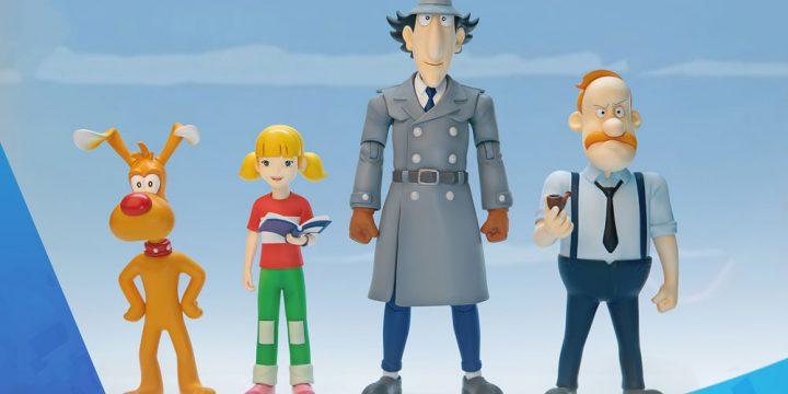 Figuras del Inspector Gadget