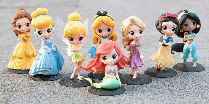 Figuras Disney de Q Posket