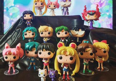 Figuras de Sailor Moon Funko Pop