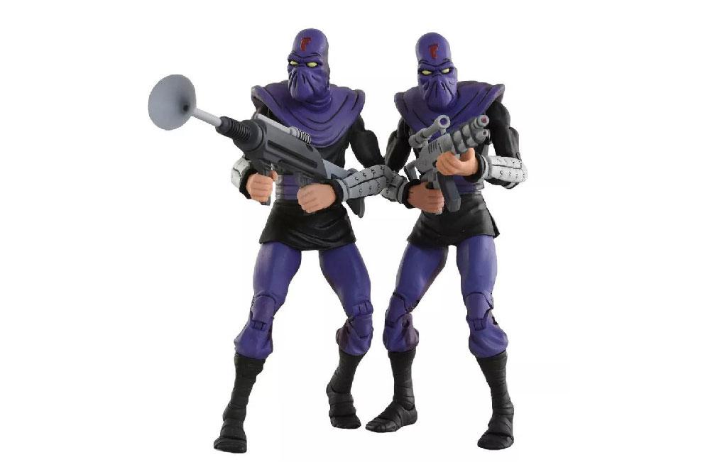 "Figuras de Foot Soldiers ""Army Builder"" - Tortugas Ninja"