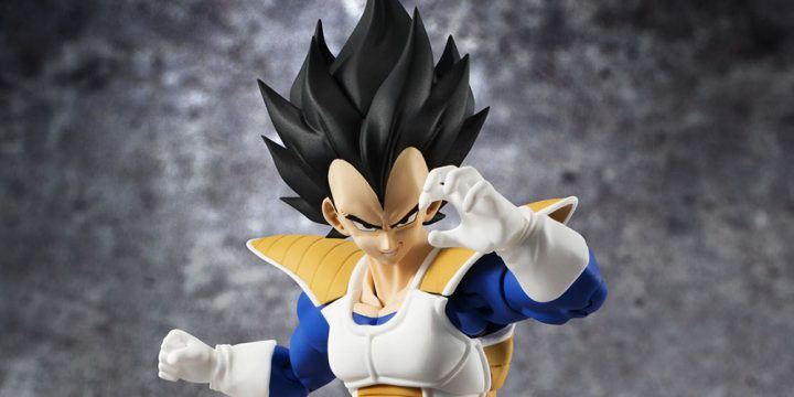 Figuras de Vegeta, Dragon Ball