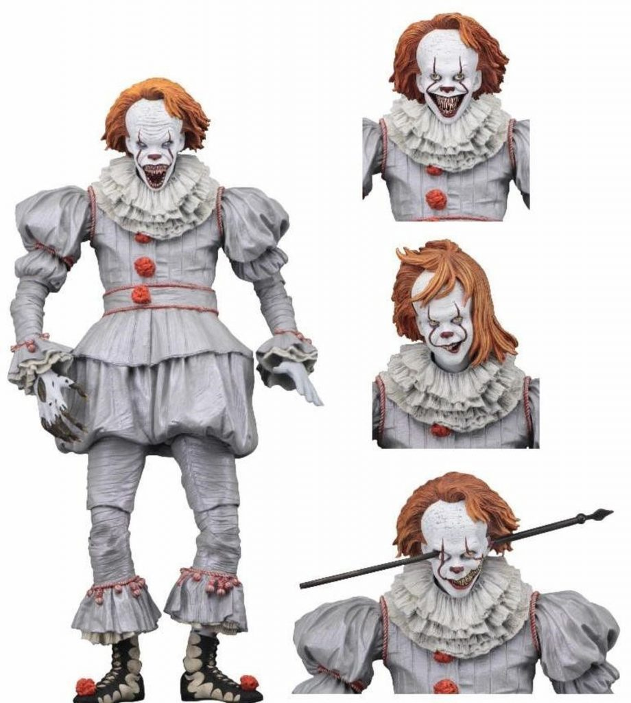 Muñeco de IT Ultimate Well House Pennywise