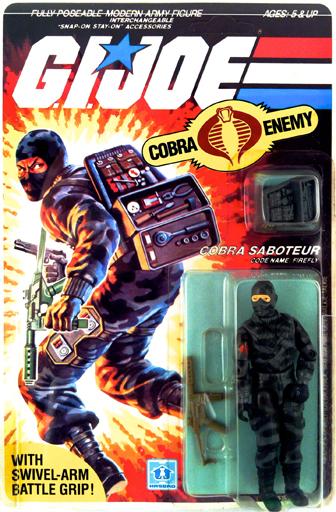 Firefly G.I. Joe