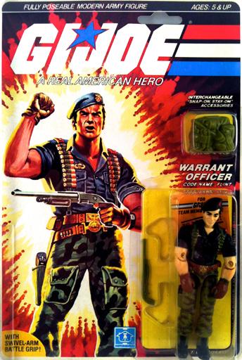 Flint G.I. Joe