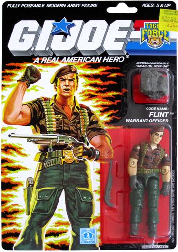 Flint v2 G.I. Joe