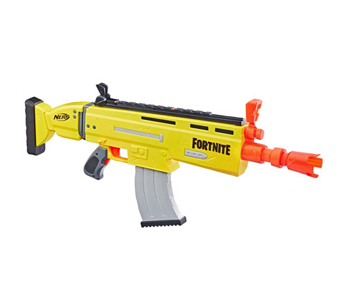 Fortnite AR L nerf