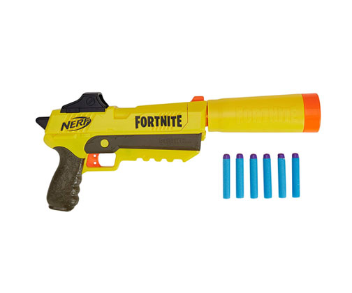 Fortnite SP L Nerf