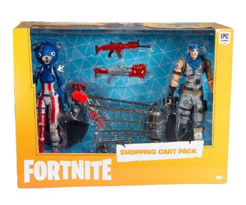 Fortnite McFarlane Shopping Cart Pack