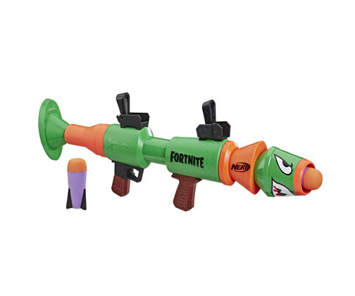 Fortnite Rusty Rocket Nerf