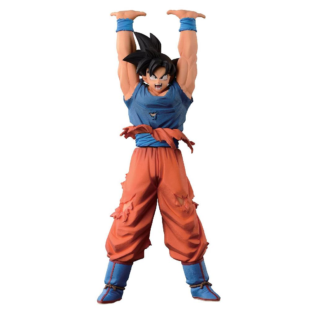 Gashapon de Goku haciendo la Genki-dama