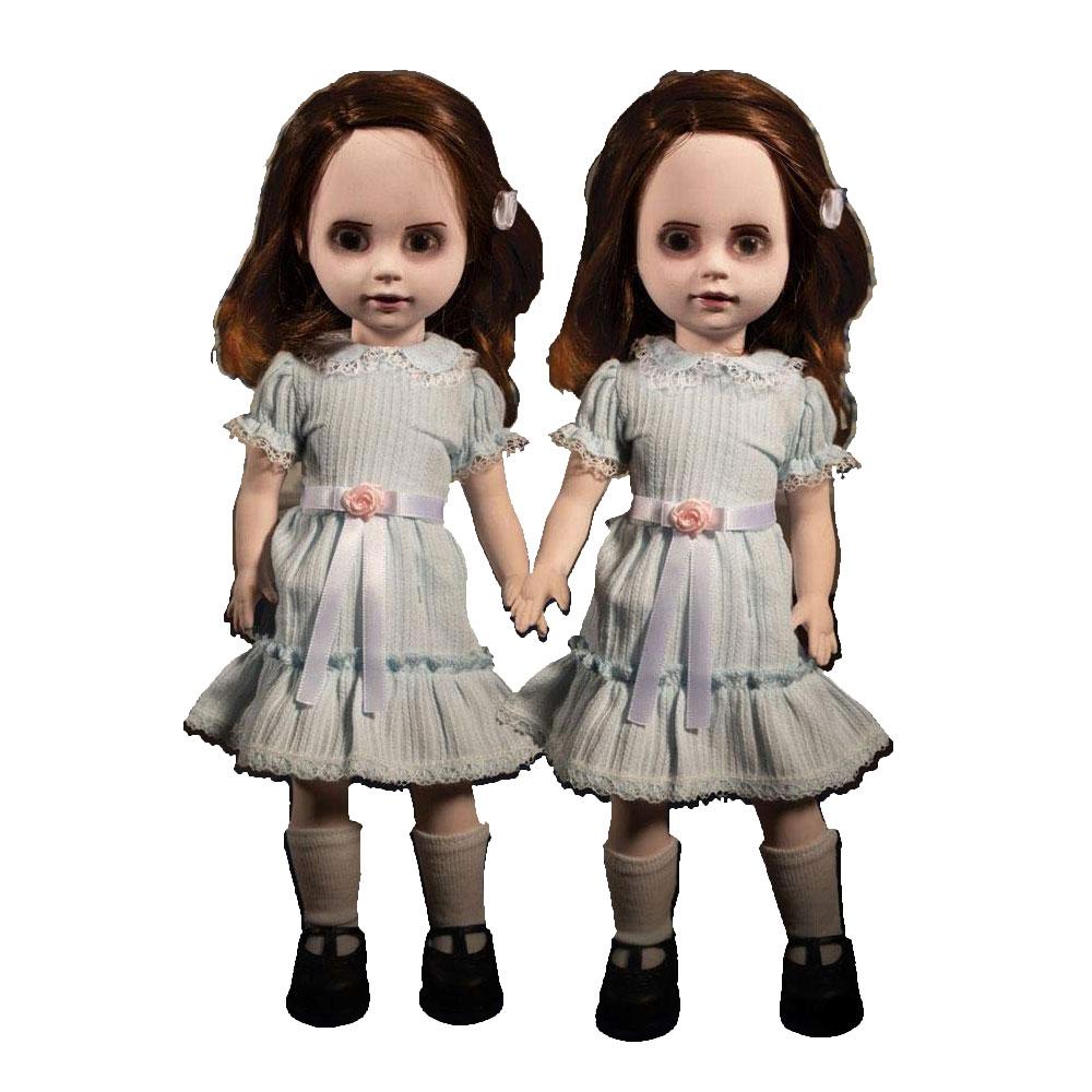 Gemelas The Shining El Resplandor Living Dead Dolls