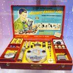 El juguete más peligroso: Laboratorio de Energía Atómica Gilbert U-238