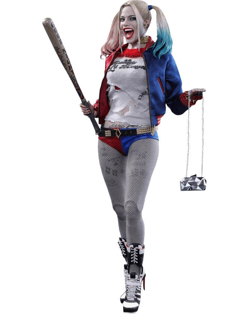 Muñeco Harley Quinn de Hot Toys