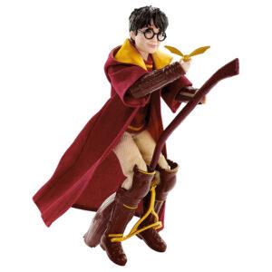 Muñeco Harry Potter Quidditch