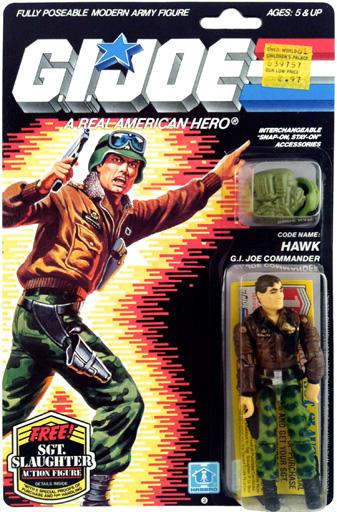 Hawk G.I. Joe