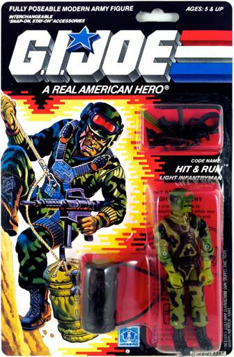 Hit & Run G.I. Joe