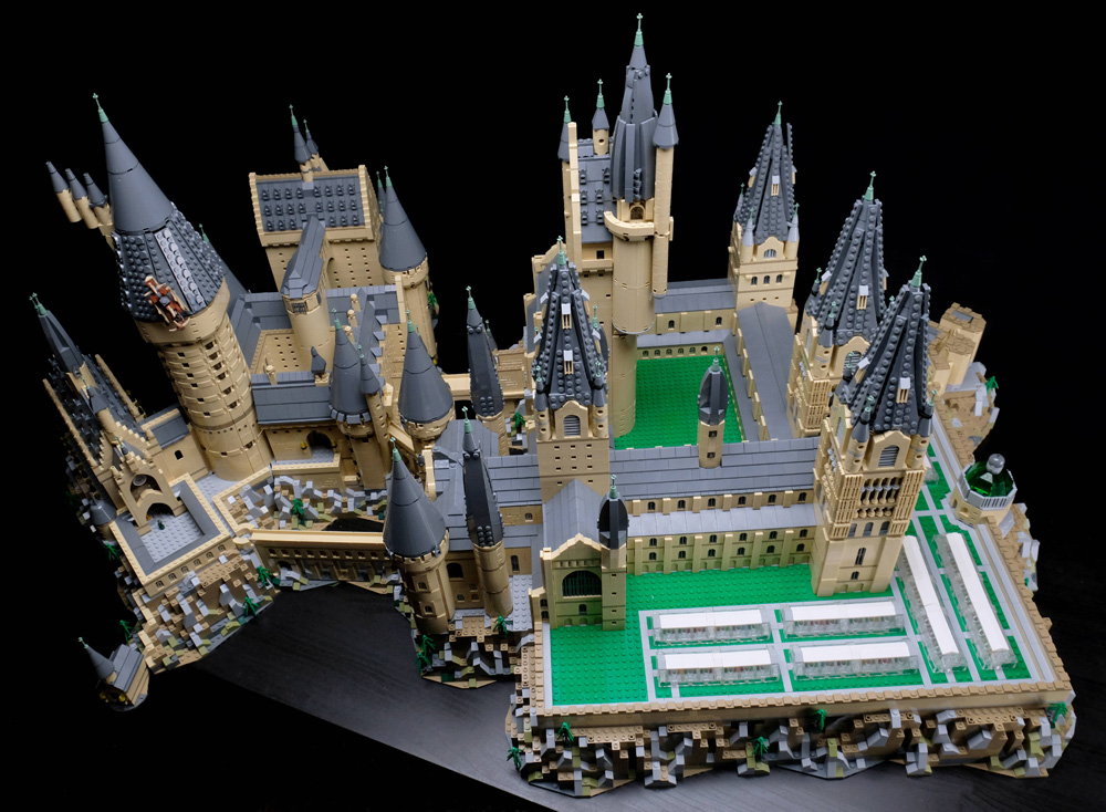 Hogwarts de LEGO Harry Potter 1