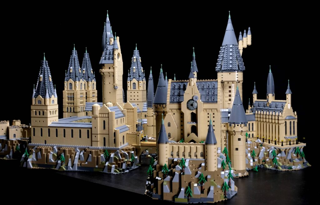 Hogwarts de LEGO Harry Potter