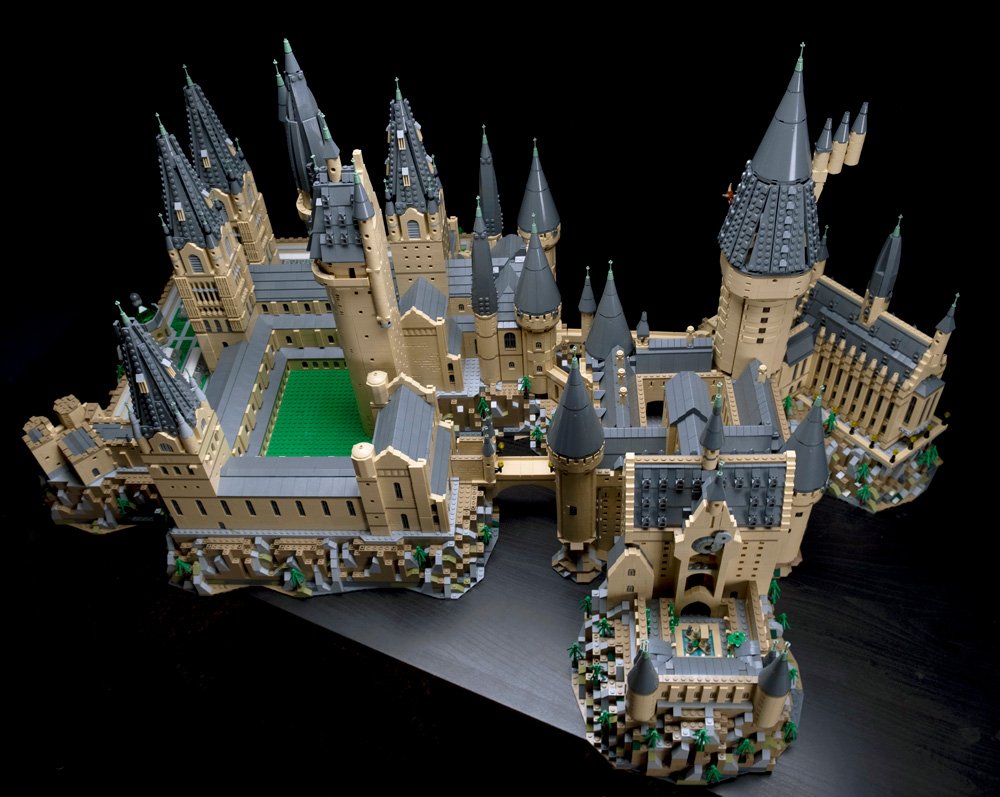 Hogwarts de LEGO Harry Potter 2