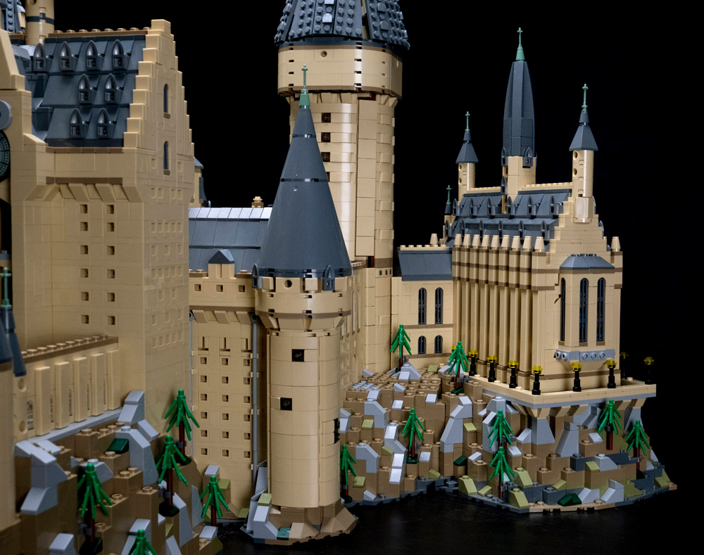 Hogwarts de LEGO Harry Potter 3