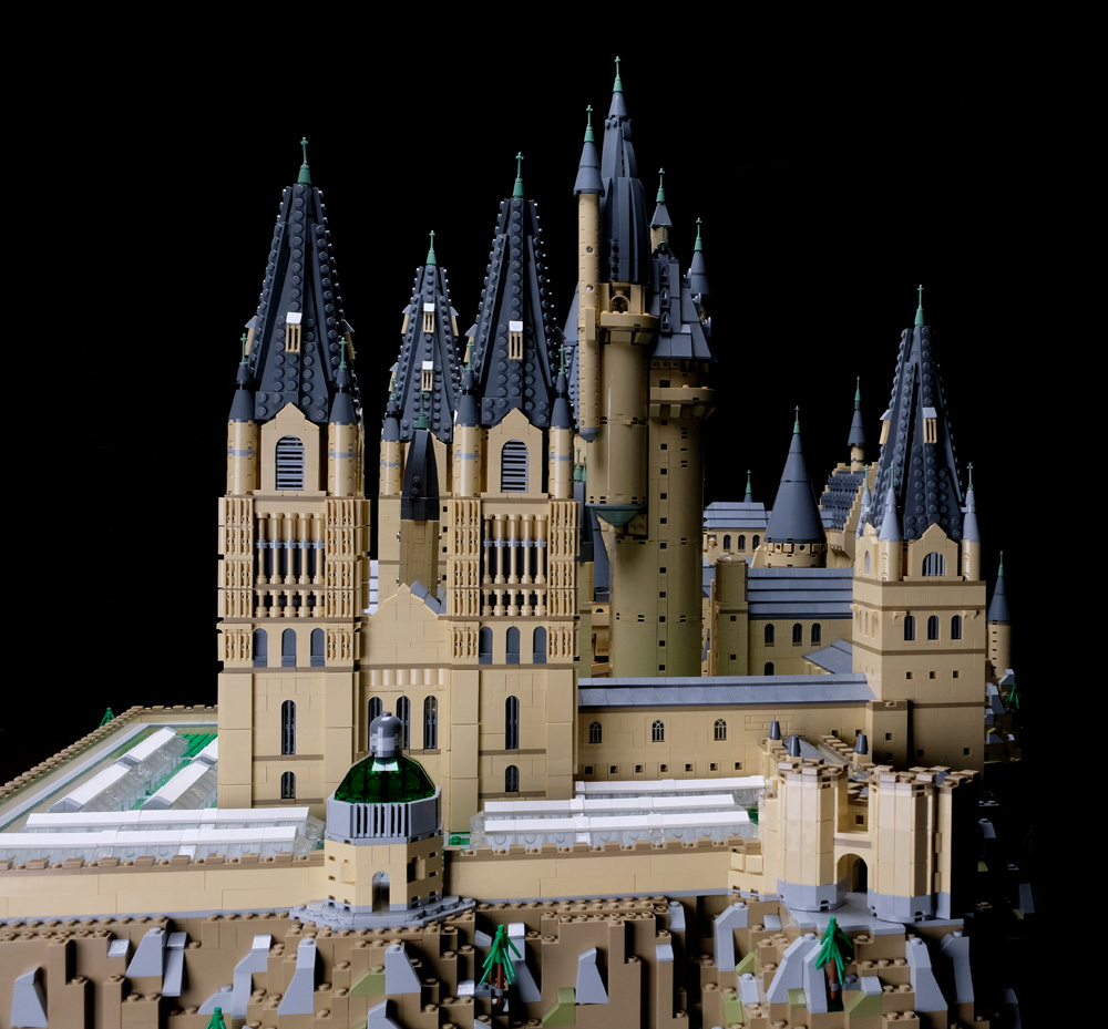 Hogwarts de LEGO Harry Potter 6