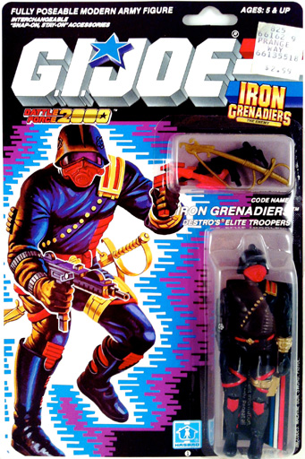 Iron Grenadier G.I. Joe
