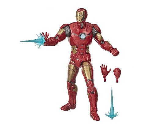 Muñeco de Iron Man Gamerverse
