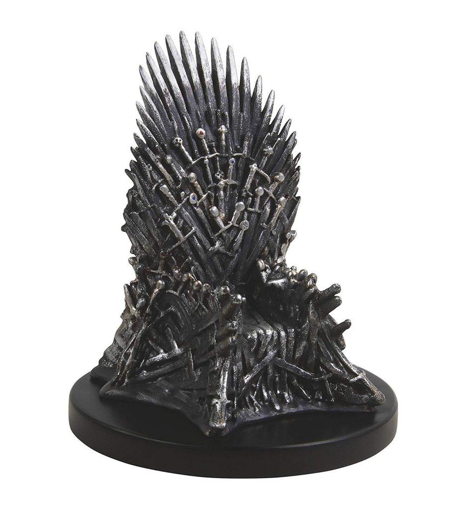 Réplica del Iron Throne de Game of Thrones