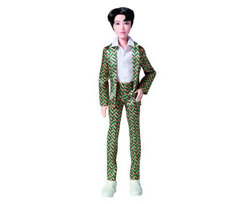 Muñeco de J-Hope BTS Mattel