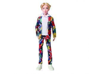 Muñeco de Jin BTS Mattel