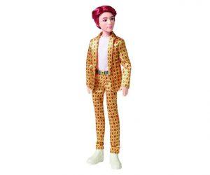 Muñeco de Jung Kook BTS Mattel